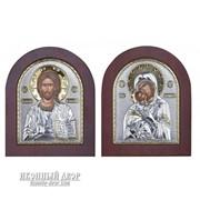 Венчальная Пара Спаситель И Божья Матерь Владимирская Код товара: ОSTONE plus фото