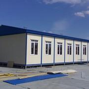 Модульное здание офис 6.0 х 9.6 х 3.1 м под заказ фото