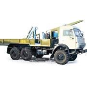 Самопогрузчик 39881 (ПС-1.6) (шасси КАМАЗ-43114) фото
