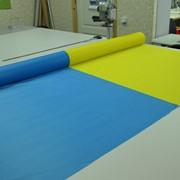 Изготовление флажной продукции фото