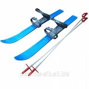 Лыжи Absolute Champion с палками фото