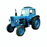 Трактор МТЗ-80 б/у после кап. ремонта. фото