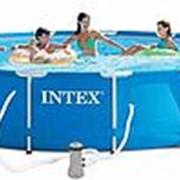 Каркасный бассейн Intex 28228 фото