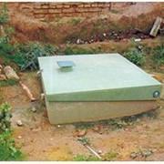 Станция биологической очистки бытовых сточных вод фото