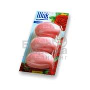 Мыло туалетное Шик планшет красная роза 3 шт 70020 фото