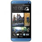 Мобильный телефон HTC E801 One Blue (4718487641932) фото