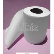 Туалетная бумага однослойная фото