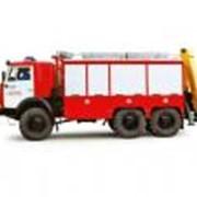 Аварийно-спасательный автомобиль АСА-20 (шасси КАМАЗ-43114 6х6) фото