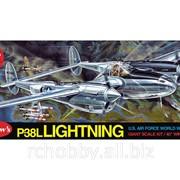Модель P38 Lightning фото