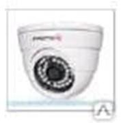Купольная видеокамера IP-N1L13F28IR White c PoE Proto-X фото