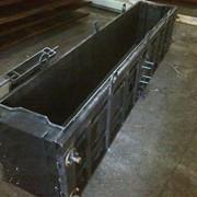 Форма разборная под блок ФБС 24.4.6 (2 блока в форме) в комплекте с двумя вибраторами ВИ-98 280 В фото