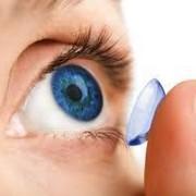 Линзы контактные мягкие фото