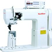 Швейная машина промышленная SUNSTAR КМ-967 (2,4мм) фотография