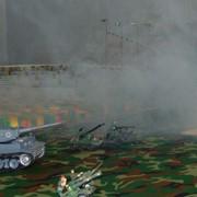 """Аттракцион """"Полигон"""" - танковый бой (эксклюзив) фото"""