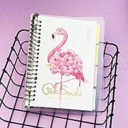 Органайзер Flamingo In The Flowers (A5) фото