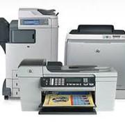 Поставка оргтехники, печатающей, копировальной техники фото