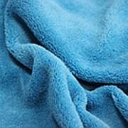 Ткань ворсовая (велсофт), Бирюзовая фото