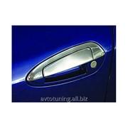 Накладки дверных ручек Fiat Grande Punto 2006- фото