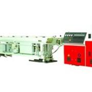Экструзионная линия по производству ПВХ труб в 2 потока фото