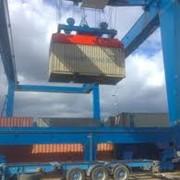 Экспедиторские услуги по перевозке контейнеров