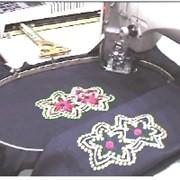 Пайеточное устройство для вышивки пайеткой фото