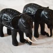 Сувенир пара слонов - удача в рождении здоровых детей фото