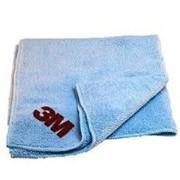 Полировальная салфетка 3M 50486 Ultra Soft синяя фото