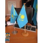 Флагштоки Настольные в Алматы фото