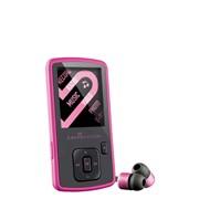 Плеер MP4 4G Energy Sistem, Slim 3, Pink Glow фото
