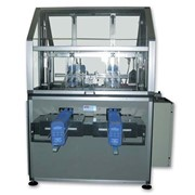 Машина автоматическая для формирования подложек из плотного гофрированного картона модель GD57 фото