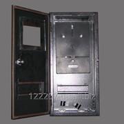 Шкаф монтажный Лоза БМ-501 уличный с окошком фото