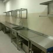 Нейтральне обладнання для кухонь кафе, барів, ресторанів в Вінниці. фото