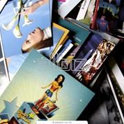 Изготовление эксклюзивных открыток фото
