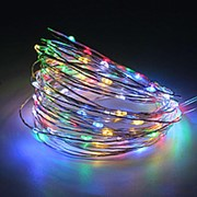 Гирлянда LED LD-154 цветная 5м фото
