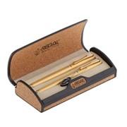 Комплект (П+Р) Regal в пробковом футляре A, золото (R12208.А.RF) фото