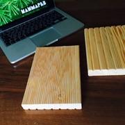 Доска террасная из лиственницы или сосны/ели фото