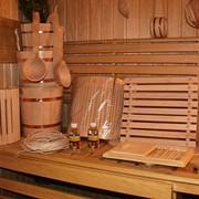 Аксессуары для бани сауны фото