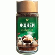 Кофе Жокей Фаворит 100гр х 15п., стекло арт 0339-15 фото