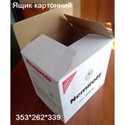 Картонный коробки оптом от 50 кг фото
