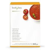 Томатный суп, сбалансированное содержание питательных веществ bodykey фото