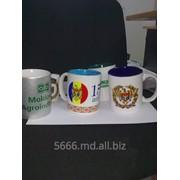 Чашки с фотопечатью фото