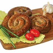 Колбаса Жареная с печенью фото