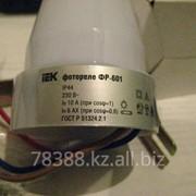 Фотореле ФР 601 серый, 2200 Вт IP44 IEK (120) фото