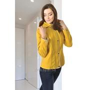 Куртка женская укороченная Саsual Модель 4604 фото