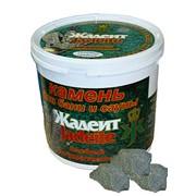 Жадеит - камень для сауны и бани фото