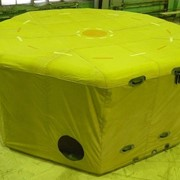 Устройство спасательное пневматическое прыжковое ППСУ-20 фото