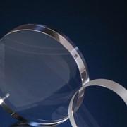 Окна и заготовки оптические круглые фото