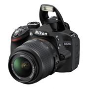 Фотоаппарат Nikon D3200 Kit 18-55VR черная фото