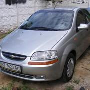 Аренда прокат Херсон Chevrolet Aveo-1 фото