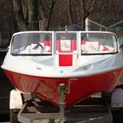 Моторный катер Aqua Marine 420 Open фото